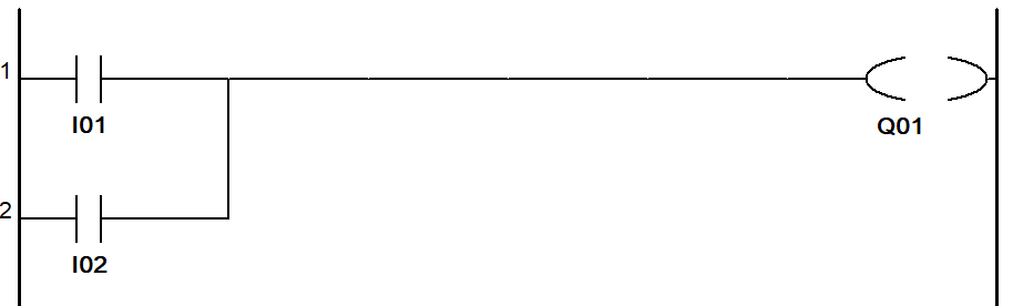 PLC Programming OR