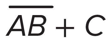 PLC Programming boolean equation