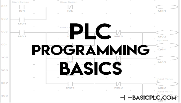 plc programming basics  how to program a plc for beginners