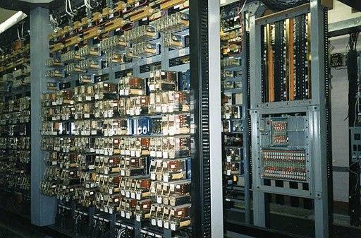 PLC Basics relay panels