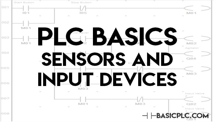 PLC Sensors & Input devices